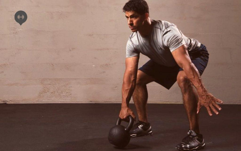 kettleball for home gym